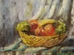 Obras de arte: Europa : España : Euskadi_Bizkaia : Bilbao : Cesta con Frutas