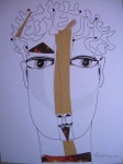 Obras de arte: Europa : España : Extremadura_Badajoz : badajoz_ciudad : La abstracción-clásica.17.Adolescentes.