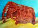 Obras de arte: Europa : Italia : Calabria : lameziaterme : Il cesto