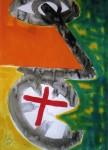 Obras de arte: Europa : España : Andalucía_Almería : Almeria : TE AMAMANTE Y DESCUARTIZASTES MI ALMA.