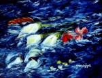 Obras de arte: Europa : Italia : Emilia-Romagna : Ferrara : Lo que el Agua se llevo