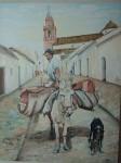 Obras de arte: Europa : Espa�a : Andaluc�a_Sevilla : paso_2 : EL PANADERO