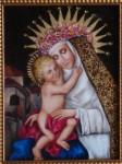 Obras de arte: Europa : Italia : Emilia-Romagna : Ferrara : Santa Rosa de Lima