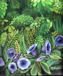 Obras de arte: Europa : Italia : Emilia-Romagna : Ferrara : Violetas