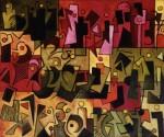 Obras de arte: America : Uruguay : Canelones : Parque_de_Carrasco : Jeroglifico VII