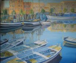 Obras de arte: Europa : España : Comunidad_Valenciana_Alicante : muro-alcoy : port lagunar