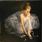 Obras de arte: Europa : España : Navarra : tudela : bailarina