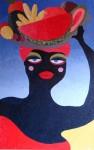 Obras de arte: America : Colombia : Antioquia : Medellín : Negra