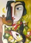 Obras de arte: America : Cuba : Ciudad_de_La_Habana : miramar_playa : Ironía del vivir