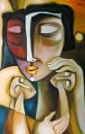 Obras de arte: America : Cuba : Ciudad_de_La_Habana : miramar_playa : La custodia infinita
