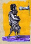 Obras de arte: America : Colombia : Santander_colombia : Bucaramanga : EL AMOR DUELE