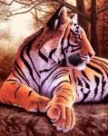 Obras de arte: America : Argentina : Buenos_Aires : Vicente_Lopez : Tigre solitario