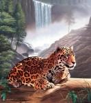 Obras de arte: America : Argentina : Buenos_Aires : Vicente_Lopez : Cascada del yaguarete