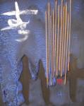 Obras de arte: Europa : Espa�a : Valencia : Olocau : Connexio V