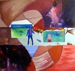 Obras de arte: America : Chile : Bio-Bio : Chillán : Visión Urbana