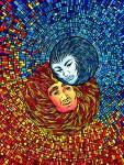 Obras de arte: America : México : Tlaxcala : Tlax : Eclipce II