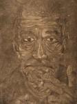 Obras de arte: Europa : España : Aragón_Zaragoza : zaragoza_ciudad : El abuelo II