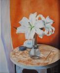 Obras de arte: Europa : España : Euskadi_Álava : Vitoria : Jarrón con flores