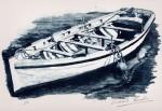 Obras de arte: Europa : España : Melilla : Melilla_ciudad : barca