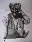 Obras de arte: Europa : España : Melilla : Melilla_ciudad : campesino