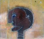 Obras de arte: America : México : Mexico_Distrito-Federal : Coyoacan : LE NARIZON