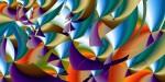 Obras de arte: America : Venezuela : Miranda : Guarenas : Expetral Geomético y Color
