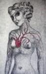 Obras de arte: Europa : España : Madrid : Madrid_ciudad : mi otro corazón
