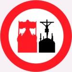 Obras de arte: Europa : España : Andalucía_Sevilla : paso_2 : prohibido adelantar