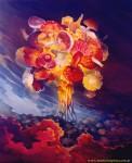 Obras de arte: America : Argentina : Buenos_Aires : Villa_Elisa : Hongo atómico