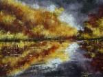 Obras de arte: Europa : España : Aragón_Zaragoza : zaragoza_ciudad : Comienzo de otoño