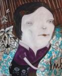 Obras de arte: Europa : Espa�a : Madrid : Madrid_ciudad : La horquilla roja