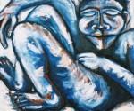 Obras de arte: Europa : España : Catalunya_Barcelona : Barcelona_ciudad : Dormilón Azul