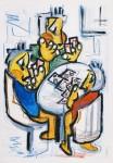 Obras de arte: Europa : España : Catalunya_Barcelona : Barcelona_ciudad : Cartas