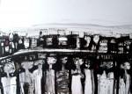 Obras de arte: America : Rep_Dominicana : Santo_Domingo : DN : de la serie estados marginales