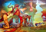 Obras de arte: America : Argentina : Buenos_Aires : BAHIA_BLANCA : CONFIN HUMANO