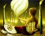 Obras de arte: America : Argentina : Buenos_Aires : BAHIA_BLANCA : INSPIRACIÓN IV