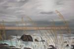 Obras de arte: Europa : España : Galicia_La_Coruña : Santiago_de_Compostela : invierno marino