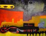 Obras de arte: America : Perú : Lima : chosica : ucu pacha