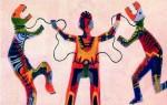 Obras de arte: America : Perú : Lima : la_molina : guerrero