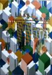 Obras de arte: Europa : España : Andalucía_Sevilla : paso_2 : geometría andalusí