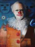 Obras de arte: America : Brasil : Sao_Paulo : Sao_Paulo_ciudad : palhaço diplomático