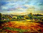 Obras de arte: Europa : España : Madrid : Las_Rozas : Campos en verano