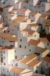 Obras de arte: Europa : España : Catalunya_Barcelona : Barcelona_ciudad : Mur de façanes