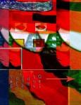 Obras de arte: Europa : España : Catalunya_Barcelona : Barcelona_ciudad : Mujer de Rojo