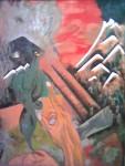 Obras de arte: America : Ecuador : Imbabura : Cotacachi : Dante latinoamericano