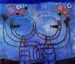 Obras de arte: America : México : Mexico_Distrito-Federal : Coyoacan : NO TE HAGAS BOLAS
