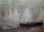 Obras de arte: Europa : España : Andalucía_Sevilla : Puebla_del_Río : Luces en el río