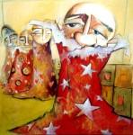 Obras de arte: America : Argentina : Buenos_Aires : Capital_Federal : dar la vuelta con miedo a mirar atras