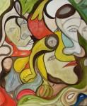 Obras de arte: America : Rep_Dominicana : La_Vega : Santo_Cerro : Por Siempre