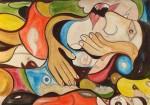 Obras de arte: America : Rep_Dominicana : La_Vega : Santo_Cerro : Procreando